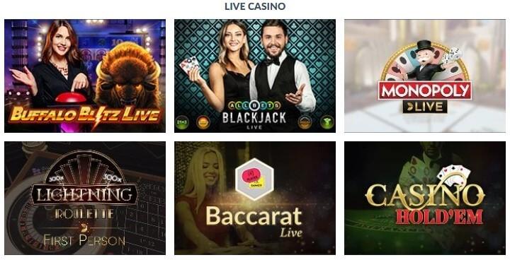 Mr. Bet Live Casino - Top Spiele Online