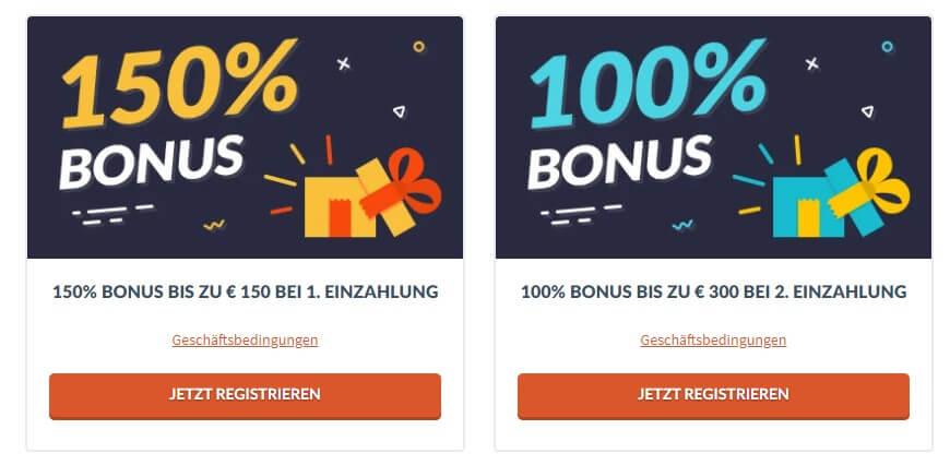 Mr Bet Casino Bonus ohne Einzahlung