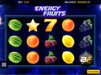 Energy Fruits
