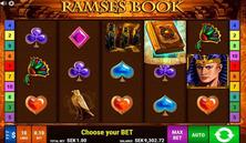 Ramses Book Respins Slot