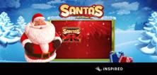 Santas Spins